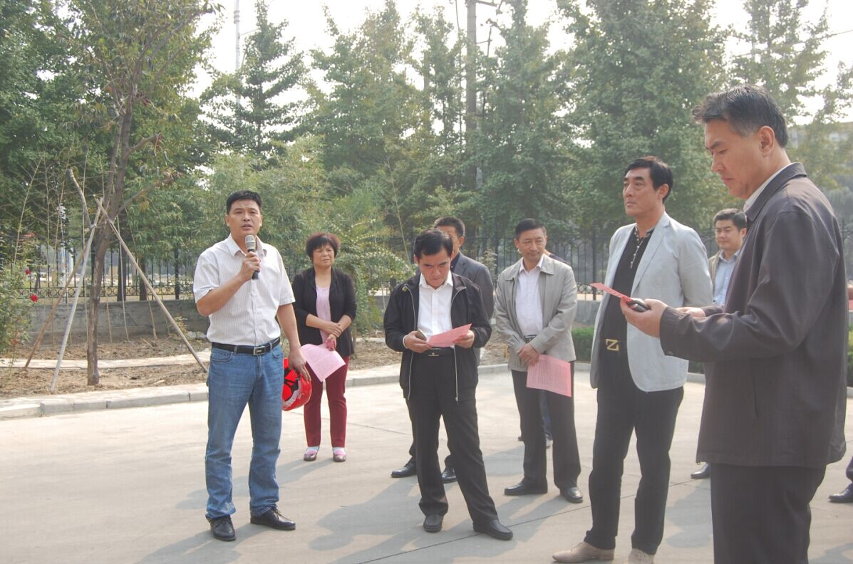 Leaders of Yanzhou District Peoples Congress visited our company